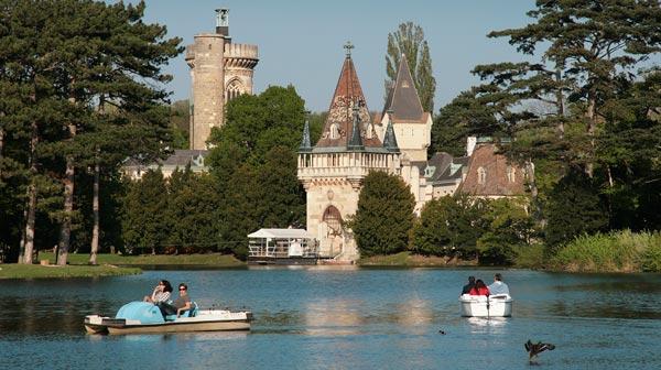 Schlosspark Lauenburg