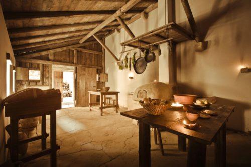 Römische Küche
