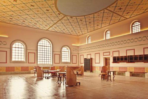 Großer Saal in römischer Therme