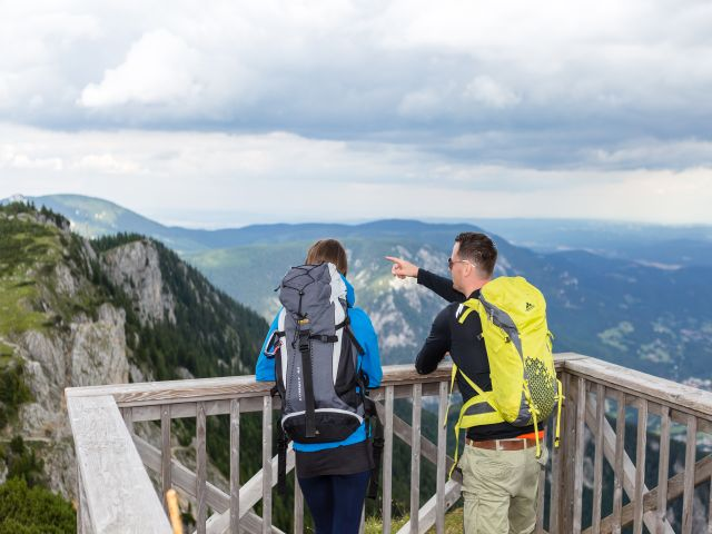 Rax Seilbahn Top Ausflug