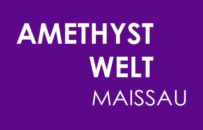 Logo der Amethyst Welt Maissau