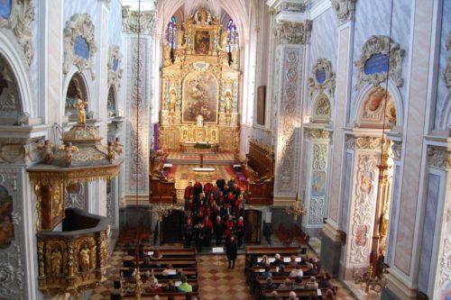 Göttweiger Adventkonzert in der Stiftskirche