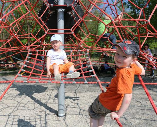 Abenteuer und Naturspielplatz
