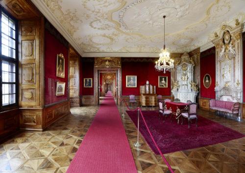 Kaiserappartements Kaiser Karl den Sechsten