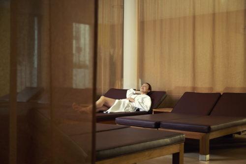 Großzügige Ruheräume für Ihre Entspannung