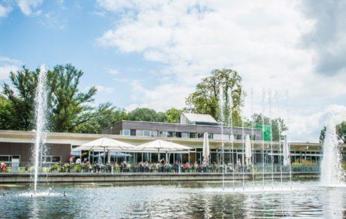 Restaurant Die Gärtnerei mit Seerosenterrasse