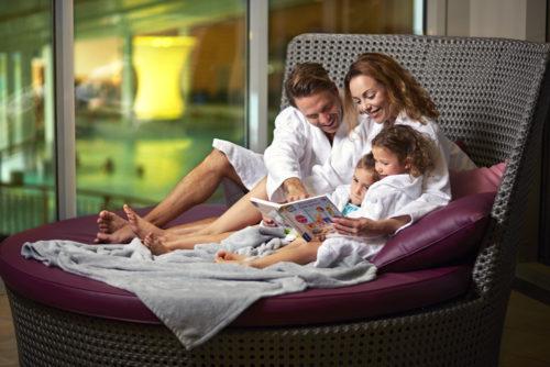 Familienoase - Zeit und Raum für die ganze Familie