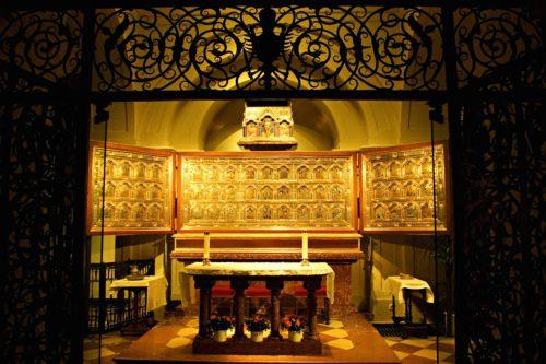 Verduner Altar aus dem 12. Jahrhundert