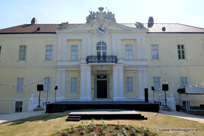 Schloss Wilfersdorf, das Stammschloss der Liechtensteiner