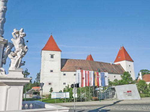 Aussenansicht Schloss Orth