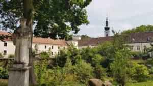 Aussenansicht Stift Heiligenkreuz