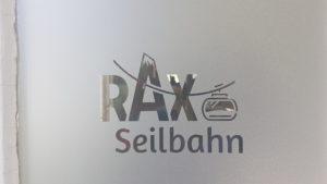 Rax Seilbahn Logo