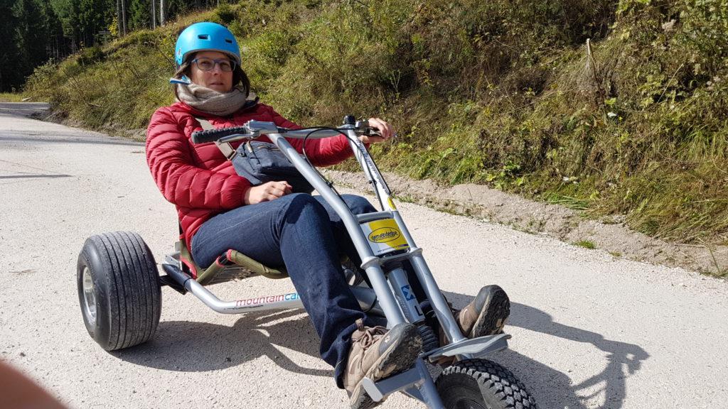 Gudrun Krinzinger Mountaincart