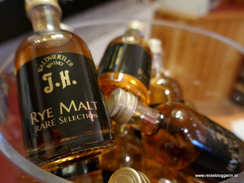 Whisky-Erlebniswelt in Roggenreith