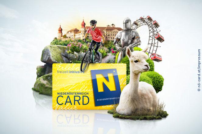 Niederösterreich-CARD 2017/18